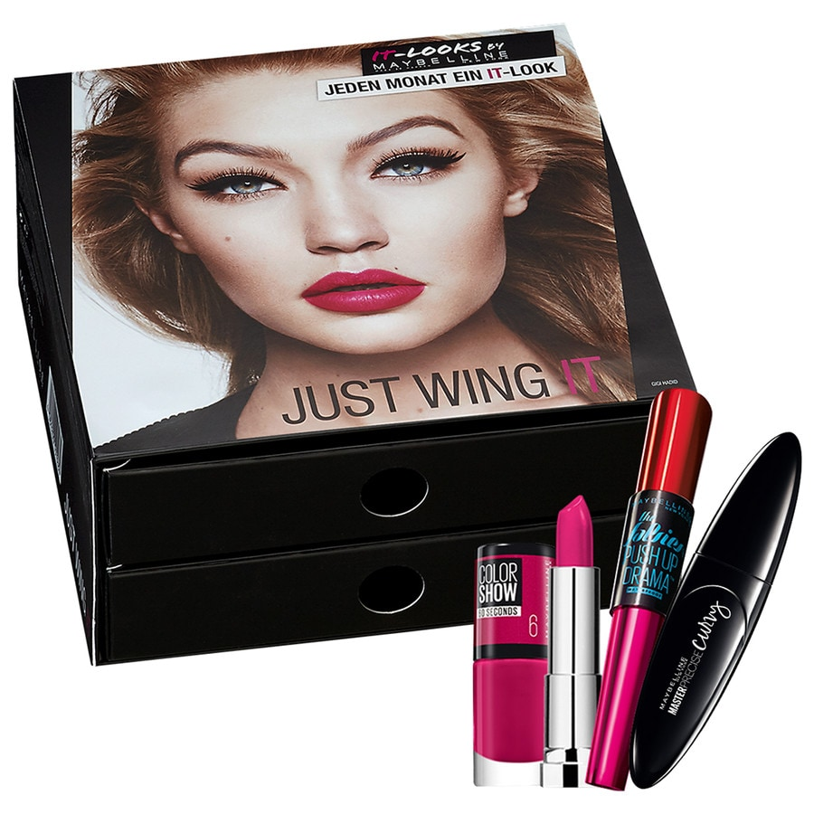 Maybelline It Look Box Just Wing It – Make-up Set på nett ...