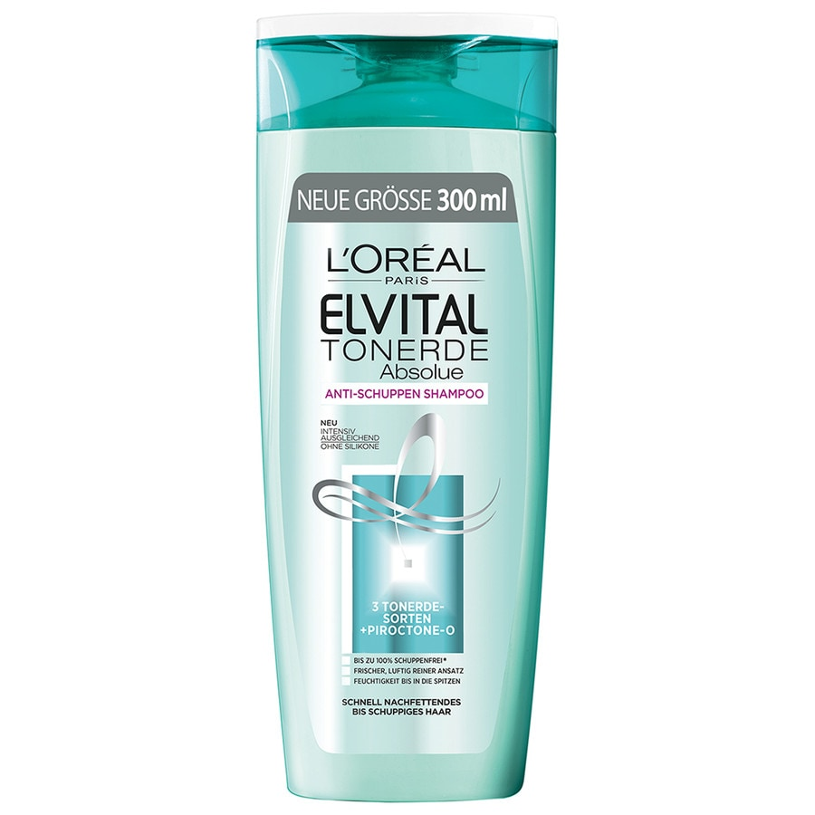 elvital shampoo gratis testen