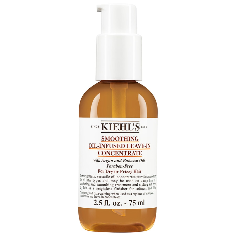 Kiehl´s Smoothing Oil-Infused Leave-in Concentrate