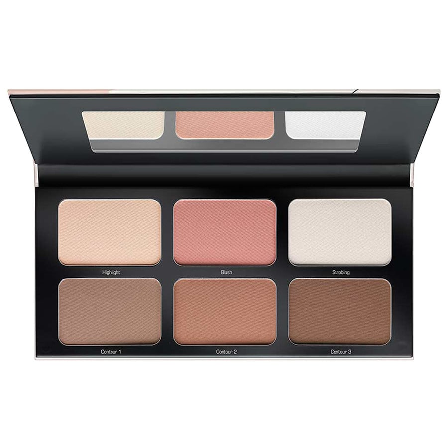 Artdeco Most Wanted Contouring Make-up Palette Nr. 1 - Cool