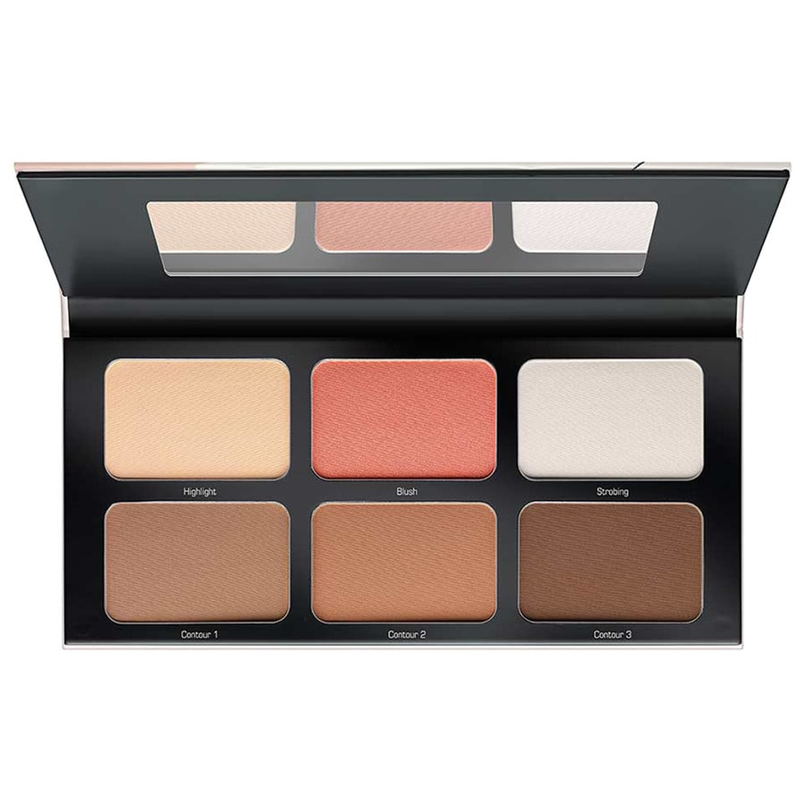 Artdeco Make-up Gesicht Most Wanted Contouring Palette Nr. 2 Warm