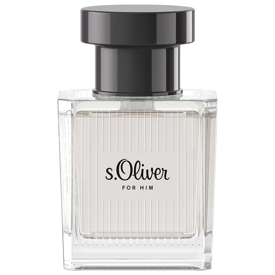 s.Oliver Herrendüfte For Him Eau de Toilette Spray