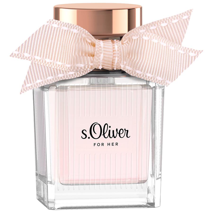 s.oliver s.oliver for her eau de parfum (edp) online kaufen bei, Badezimmer ideen