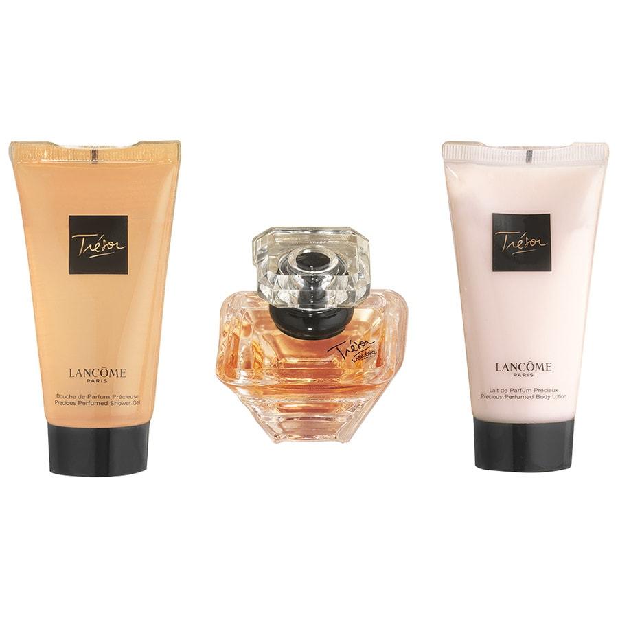 Lancôme Damendüfte Trésor Geschenkset Eau de Parfum Spray 30 ml + Shower Gel 50 ml + Body Lotion 50 ml 1 Stk.