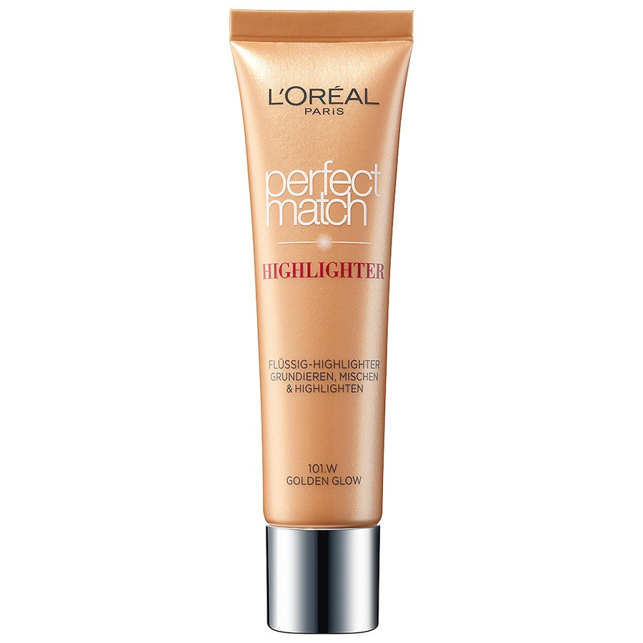 L´Oréal Paris Perfect Match Highlighter Nr. 101.w - Golden Glow