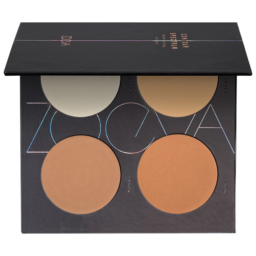 ZOEVA Make-up Teint Contour Spectrum Palette 1 Stk.