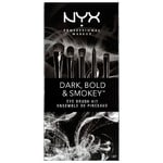 NYX Professional Makeup Brush set
