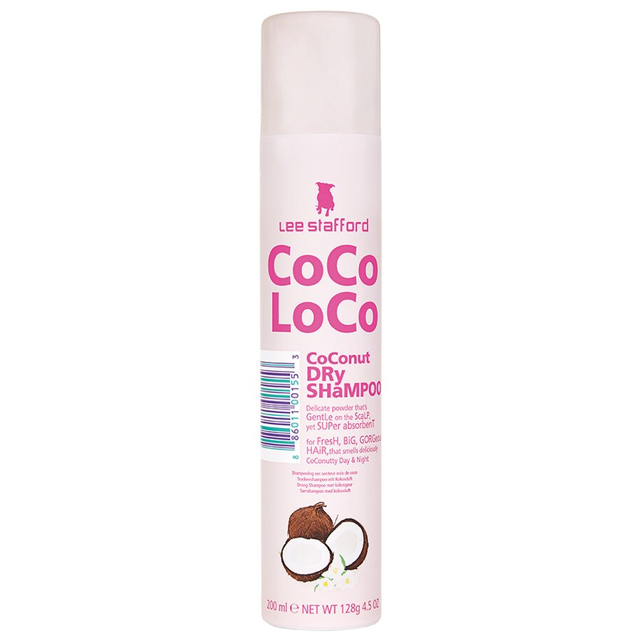 Lee Stafford CoConut Dry Shampoo CoCo LoCo Trockenshampoo online ...