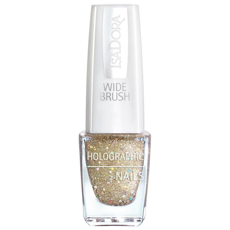 Isadora Nagellack Nr. 889 - Glamour Gold Nagellack