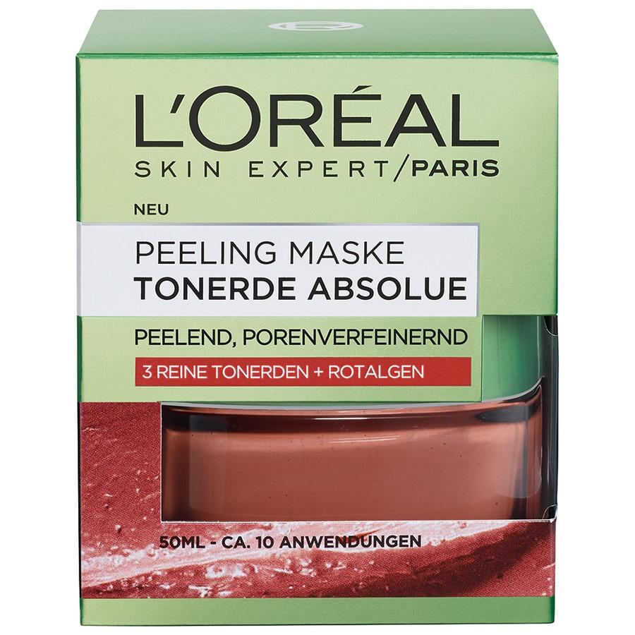 L´ORÉAL PARIS Gesichtsmaske \´´Tonerde Absolue Peeling Maske (red)\´´´´´´