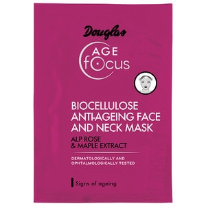 Douglas Collection Anti Aging Bio Cellulose Mask