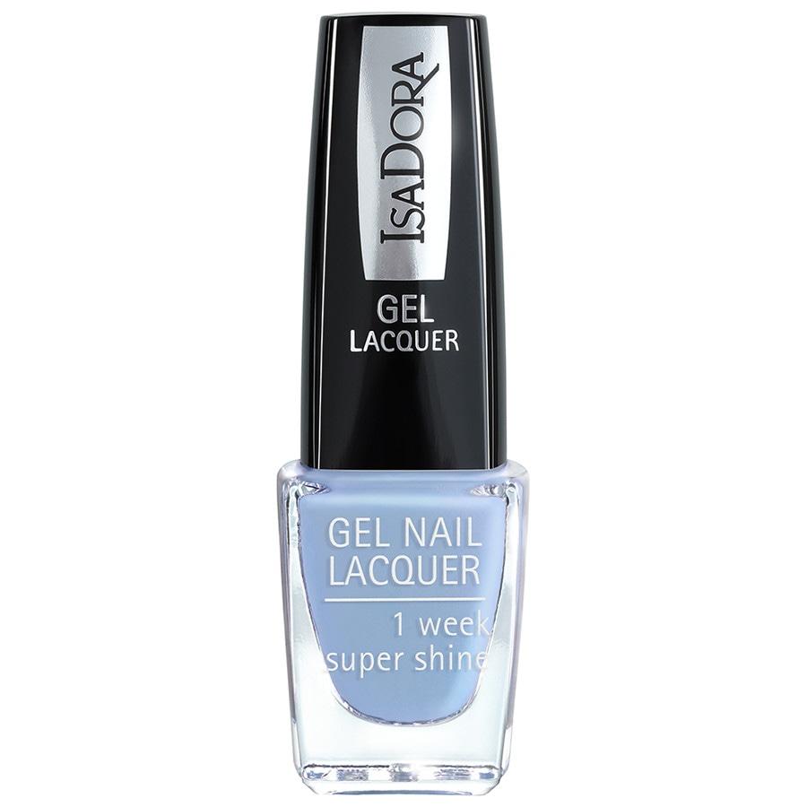 Isadora Gel Nail Lacquer Nr. 273 - Colonial Blue Nagellack