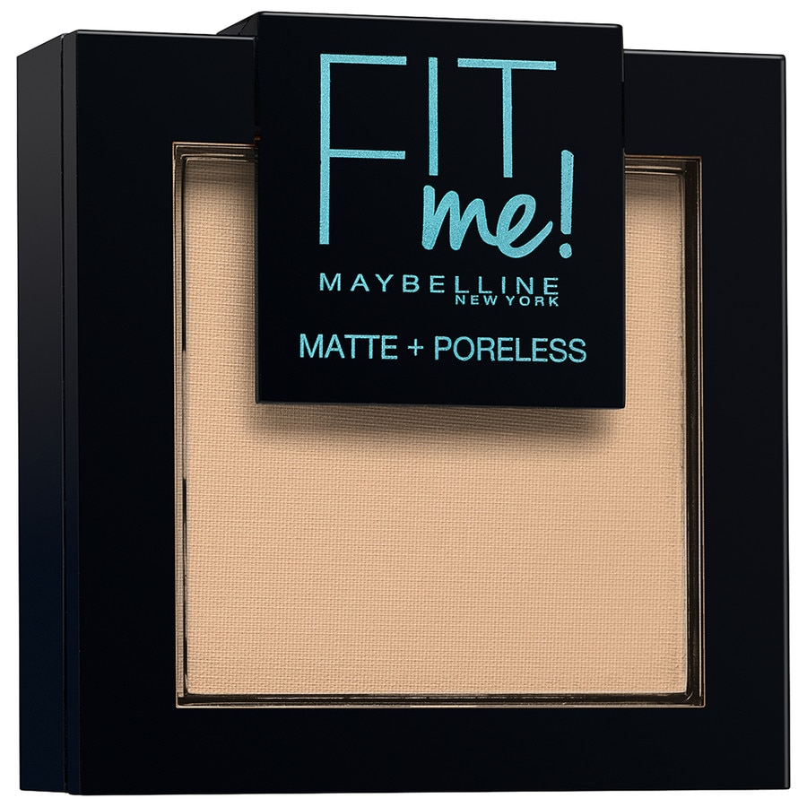 Maybelline Fit Me Matte Poreless Powder Puder Online Kaufen Airyrooms Foundation 30ml Product