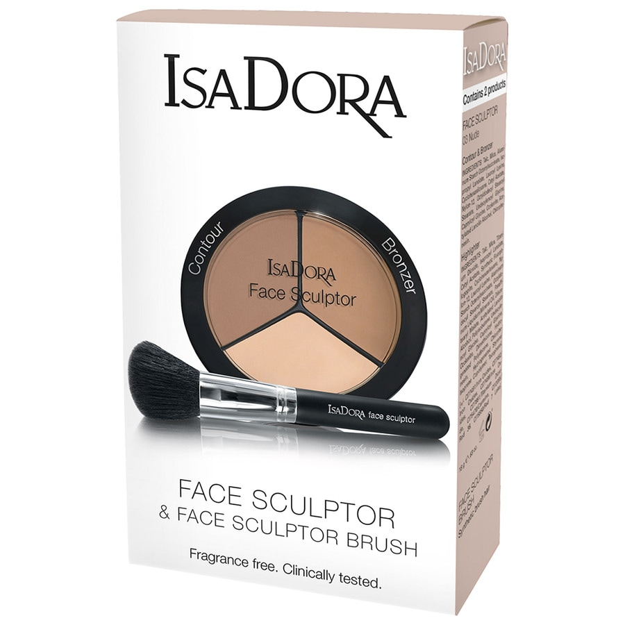 Isadora Rouge  Make-up Set 1.0 st