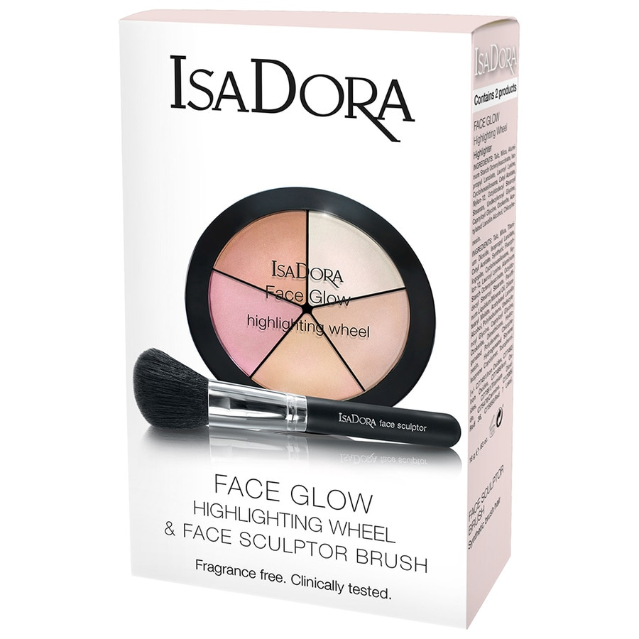 Isadora Puder  Make-up Set 1.0 st
