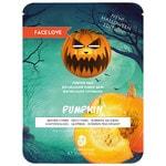 Face Love Pumpkin Mask