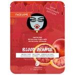 Face Love Vampire Mask