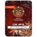 Face Love Reindeer Mask