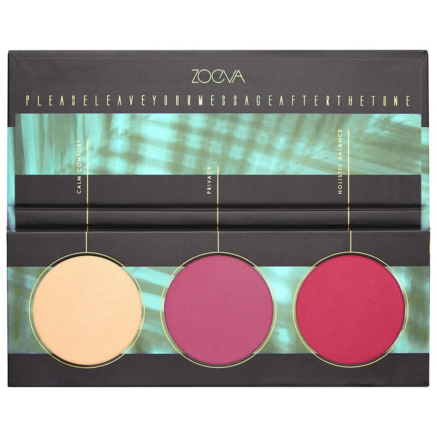ZOEVA Rouge  Make-up Set 1.0 st