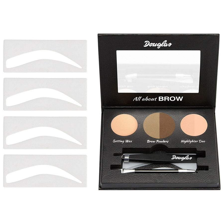 Douglas Collection Brow Kits Pallet Augenbrauenfarbe Make-up Set ...
