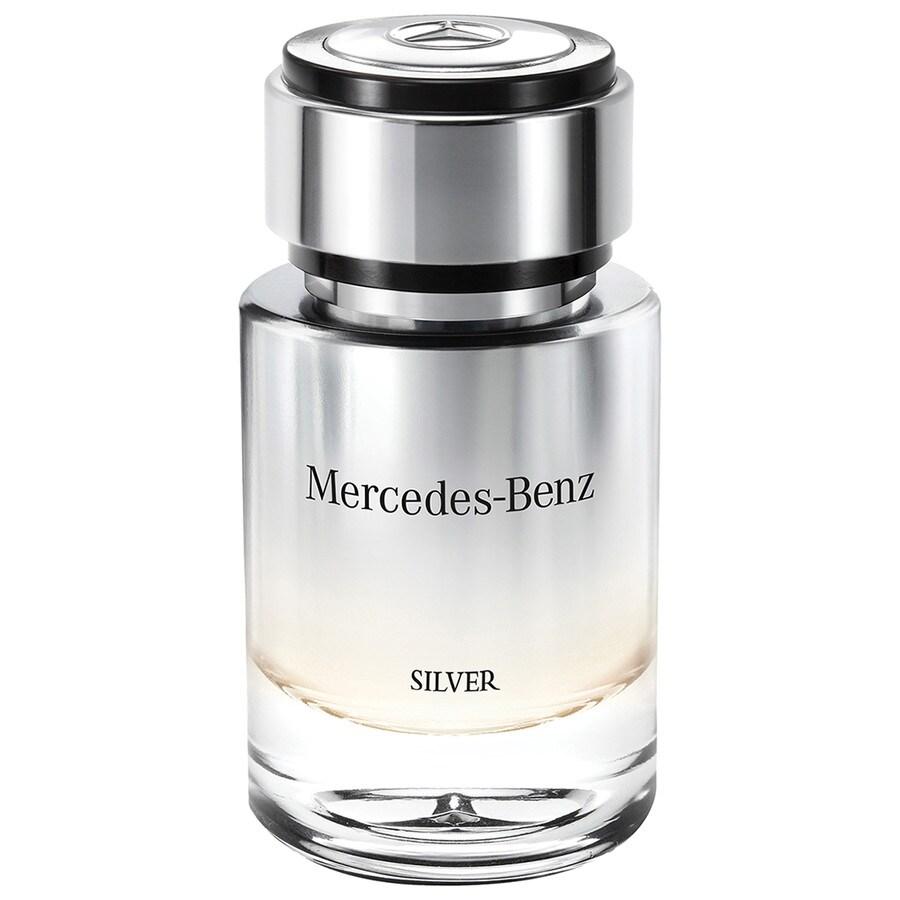 mercedes-benz perfume silver silver eau de toilette (edt) online