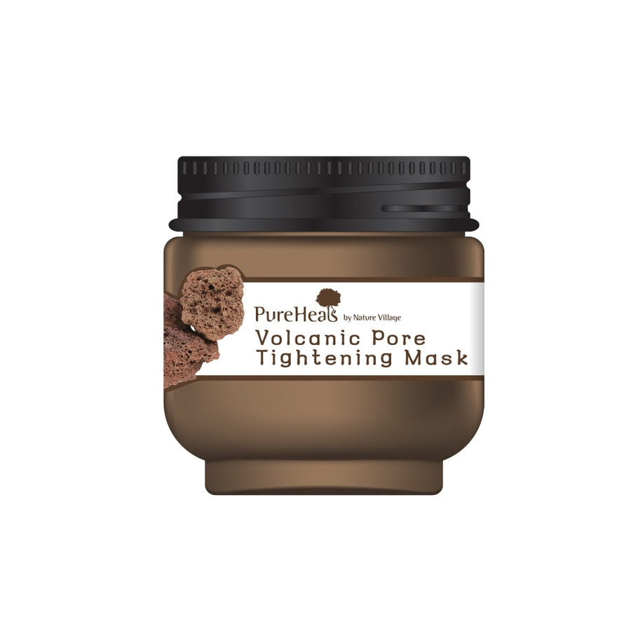Pureheals Volcanic Pore Tightening Mask Capsule Maske Online Kaufen Propolis 80 Cream 50ml Product