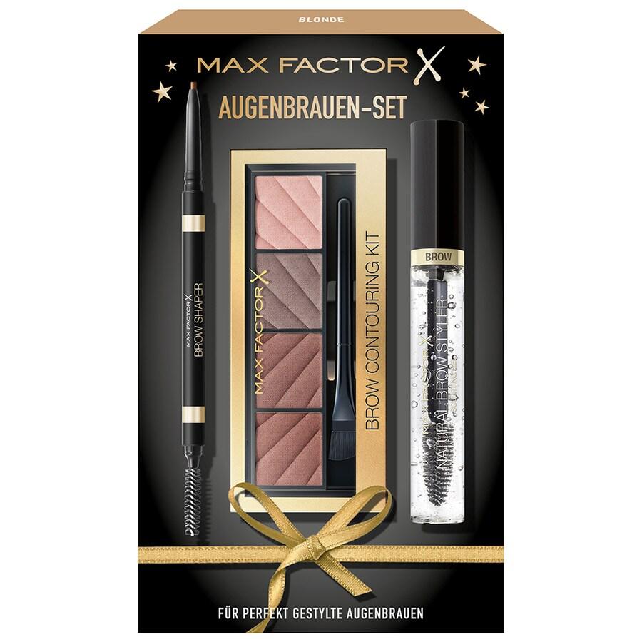 Max Factor Brow Starter Kit Augenbrauenstifte Make-up Set online ...
