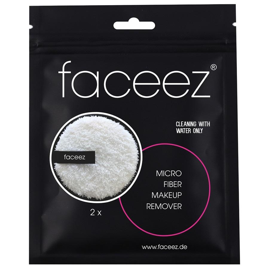 faceez micro fiber make up remover mikrofaser pads make up. Black Bedroom Furniture Sets. Home Design Ideas