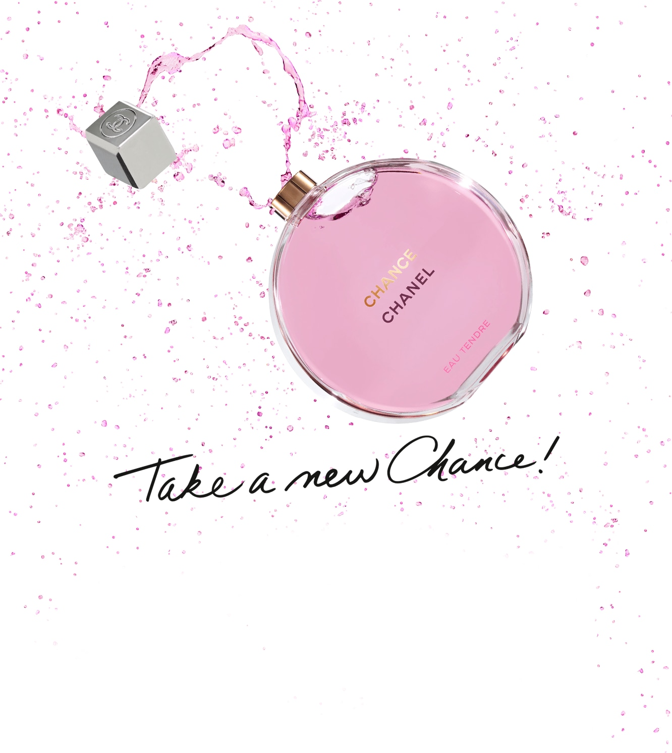 Chanel Take a new Chance
