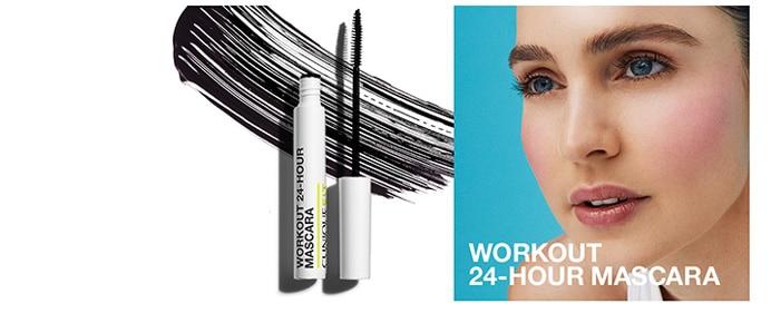 Clinique-Workout-24-Hour Mascara