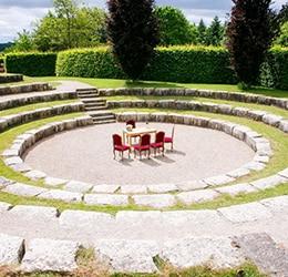 Hochzeits locations bei - Garten der sinne merzig ...