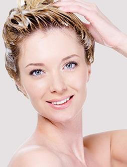 Verzorging voor vet haar: mild reinigen