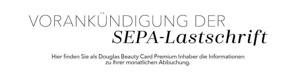 SEPA Kontoinformation