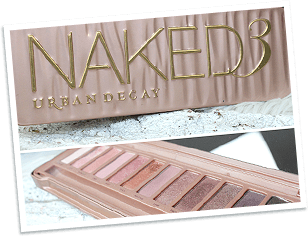 urban decay – naked 3 palette
