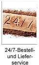 24/7 Bestell- und Lieferservice