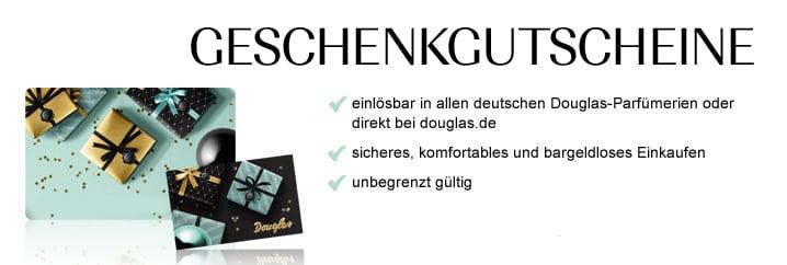 Die Douglas Gutscheinkarte