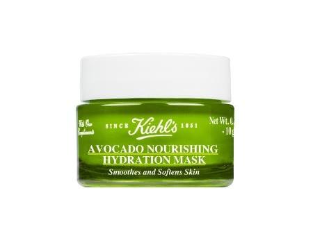 Dein Geschenk: Kiehl's Avocado Nourishing Hydration Mask (10 g)