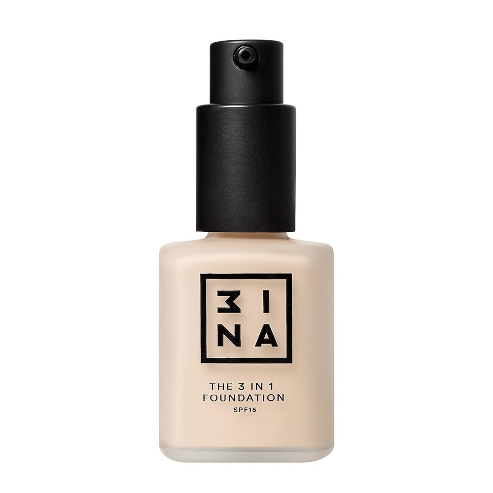 3INA  3INA The 3 in 1 Foundation Foundation