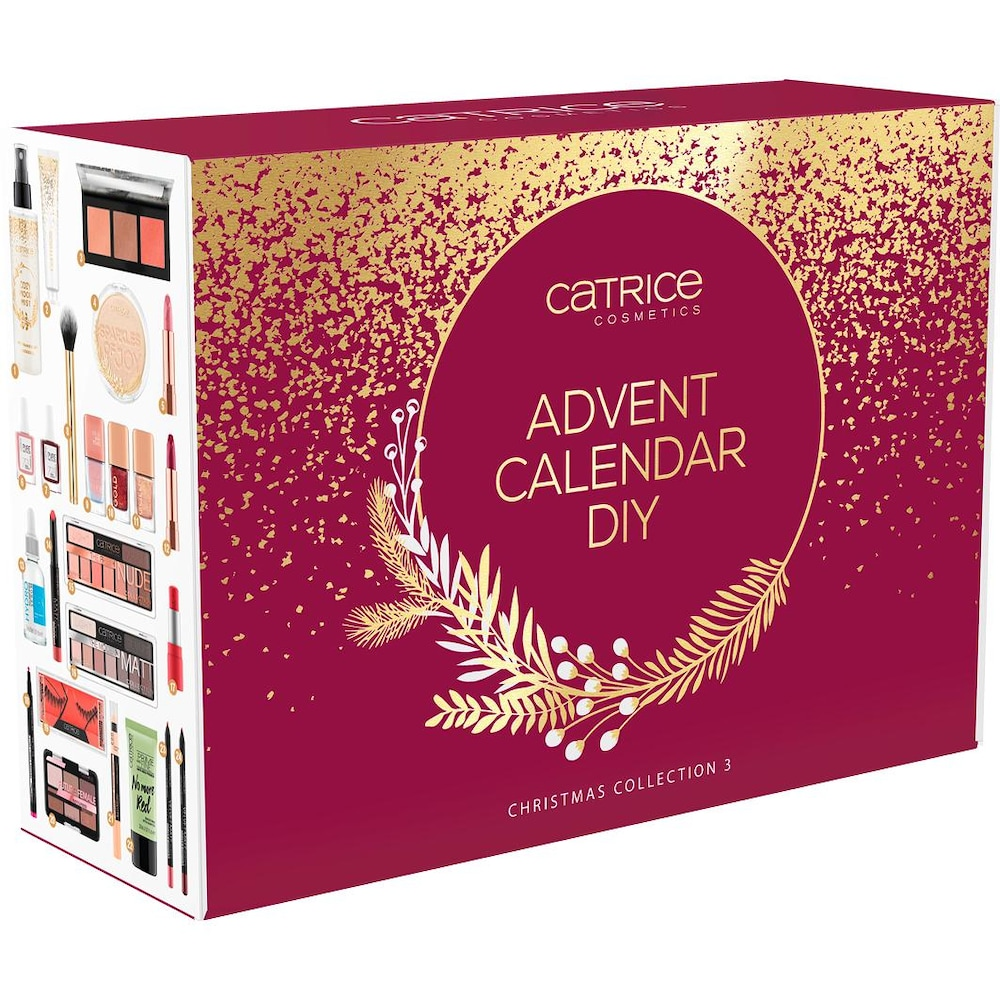 Catrice Adventskalender DIY Christmas Collection 3
