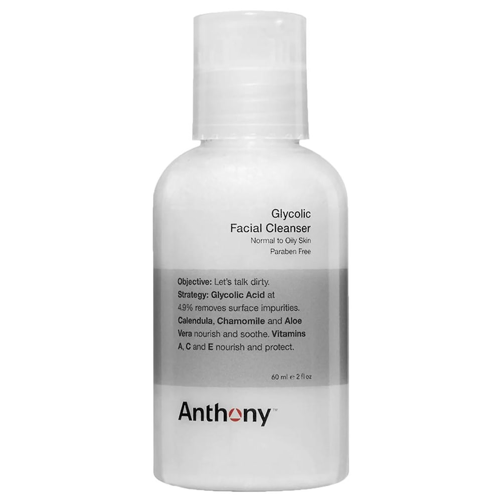 Anthony  Anthony Glycolic Facial Cleanser Gesichtsreinigung