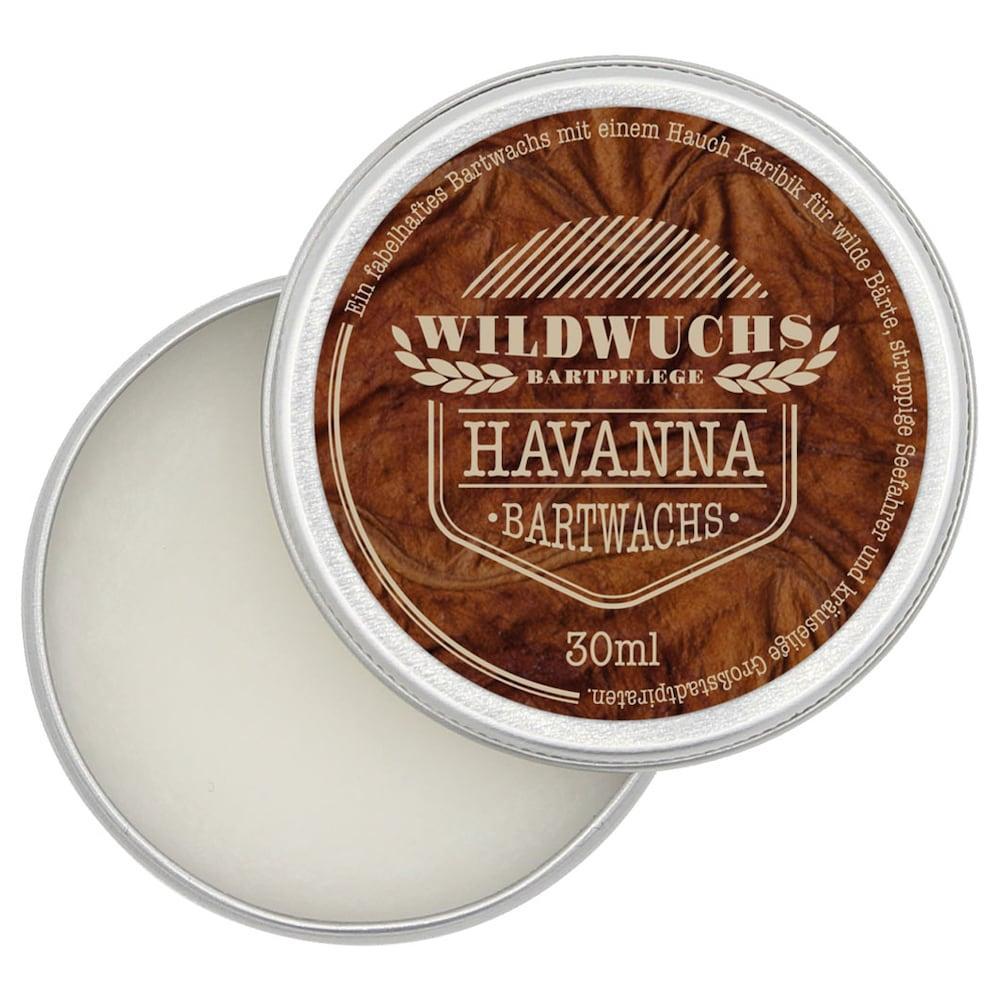 WILDWUCHS Bartwachs Havanna
