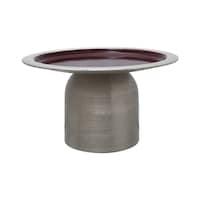 Gallazzo Silber / Pflaume Tortenplatte 1.0 st - 4063074478812