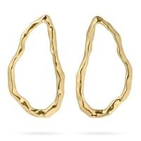 Pippa&Jean Ohrhänger Messing gelbgold Ohrring 1.0 st - 4251839908517