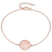 Rafaela Donata Armband Lebensbaum Sterling Silber  roségold Armband 1.0 st - 4251338125712