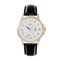 Lindberg & Sons Niveauvolle Herrenquarzuhr mit stilvollen Goldfarbtönen Uhr 1.0 st - 4250686856675