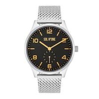 SOL N°ONE Quarzuhr silber Edelstahl silber Uhr 1.0 st - 4251338174451