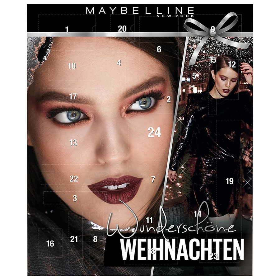 Maybelline Foundation Maybelline Adventskalender PRODUCT