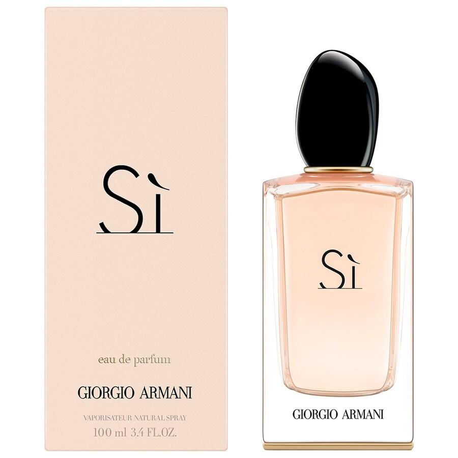 Giorgio Armani Si Eau de Parfum (EdP) online kaufen bei Douglas.de