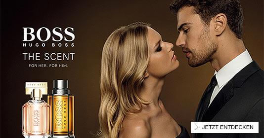 Hugo Boss Promo