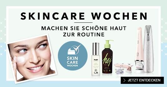 Skincare Wochen